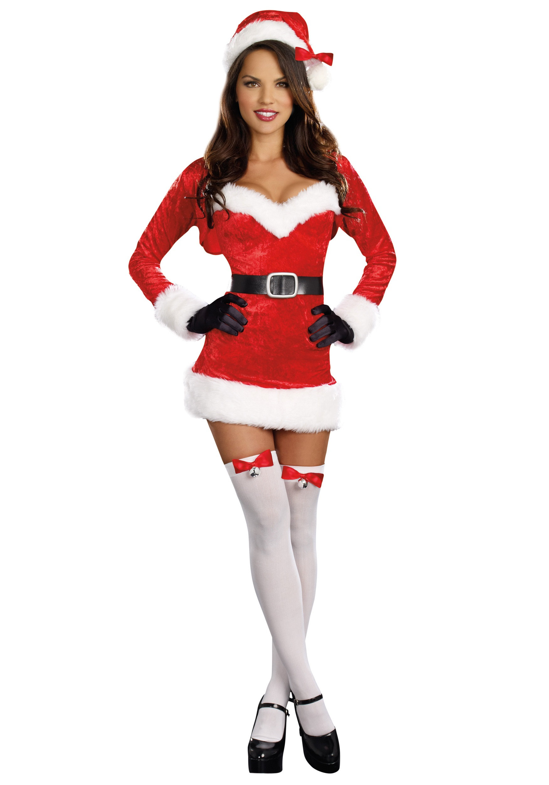 Hot santa claus babe — photo 14