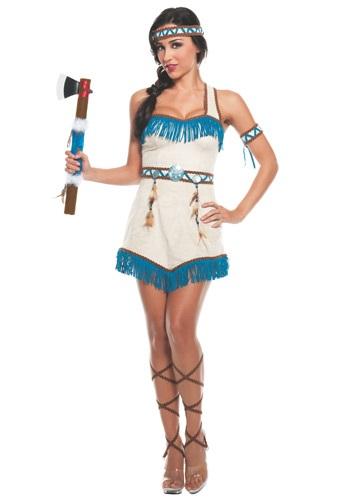 Womens Native Princess Costume