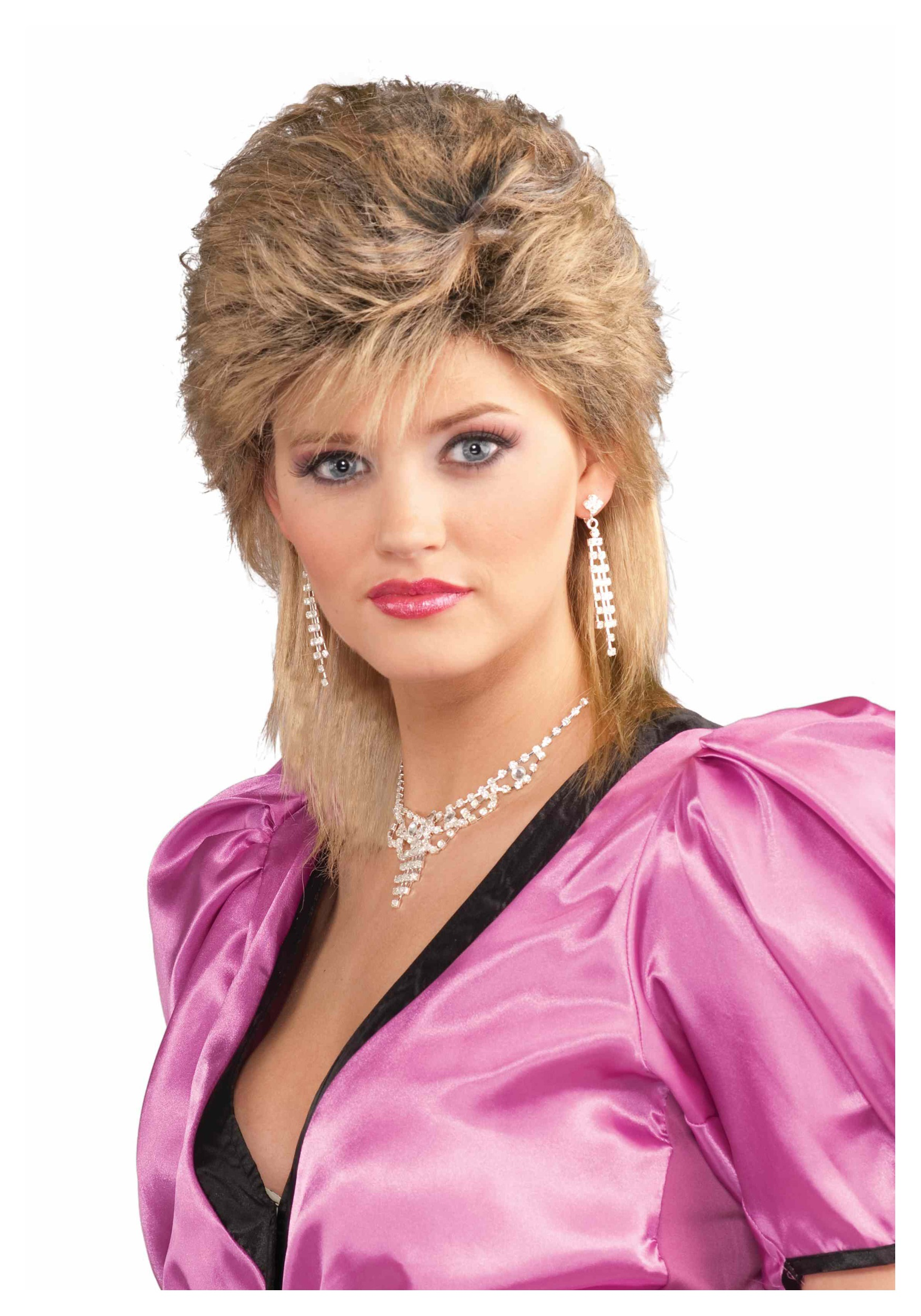 80 S Salon Wig