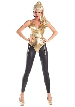 Adult 80's Pop Diva Costume