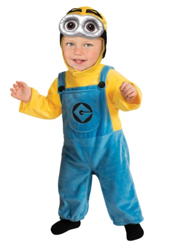 Minion Toddler Costume
