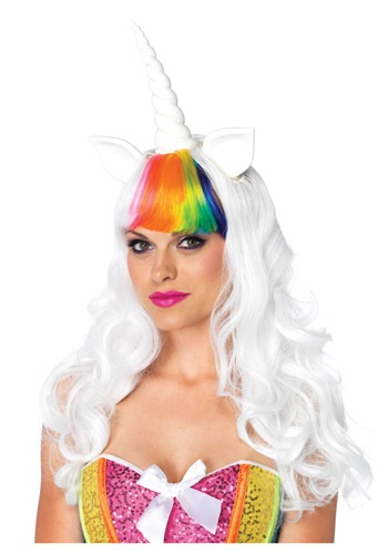 Unicorn Wig and Tail