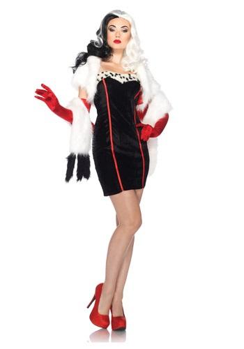 Womens Disney Cruella Costume