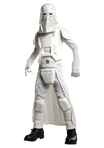 sc 1 st  Halloween Costumes UK & Deluxe Kids Snow Trooper Costume