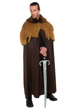 Men's Medieval Warrior Cloak