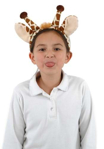 Giraffe Ears & Tail Set