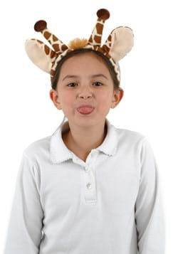 Giraffe Ears & Tail Set1