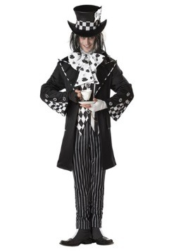 Plus Size Dark Mad Hatter Costume
