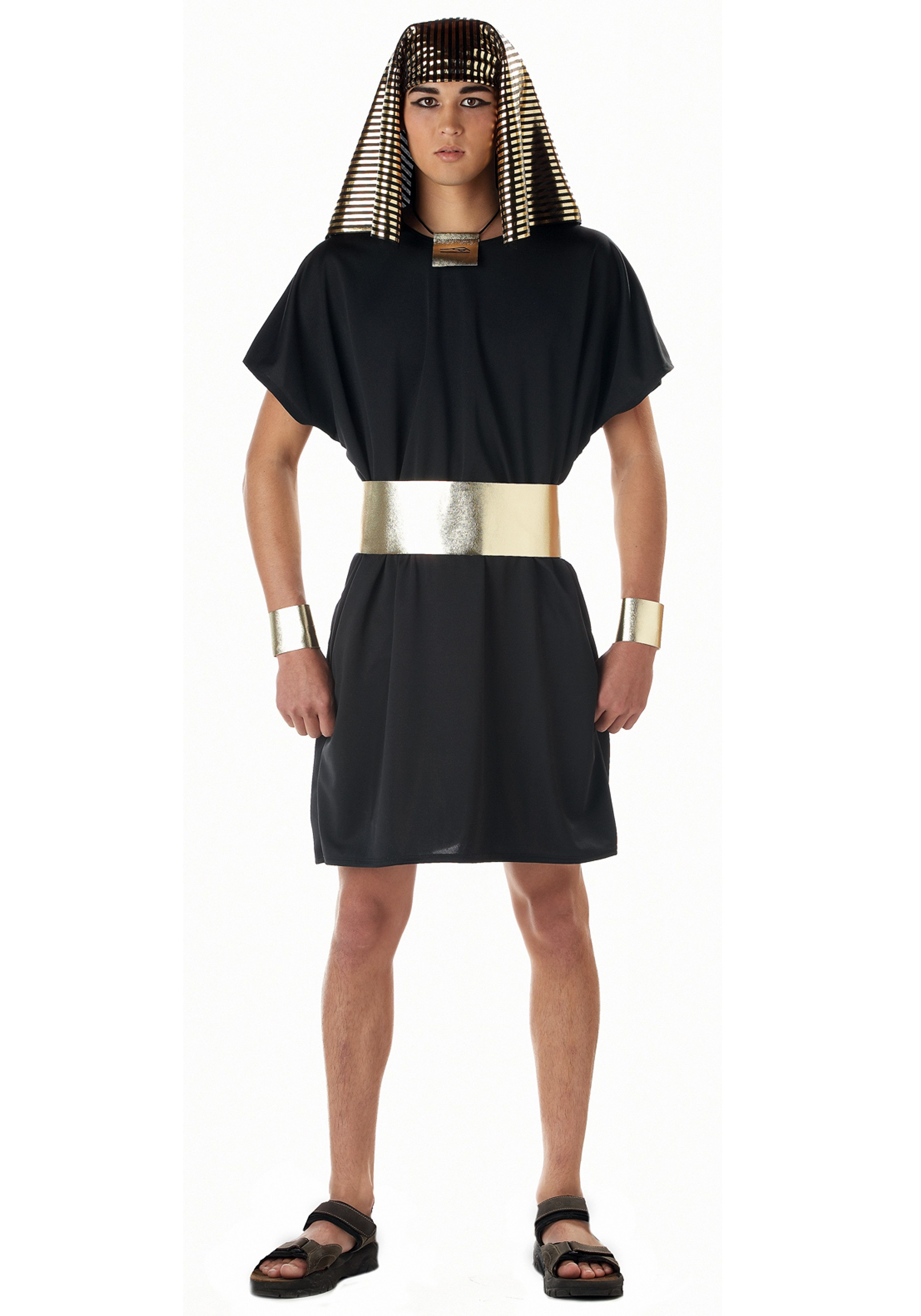 Adult Egyptian Pharaoh Costume  sc 1 st  Halloween Costumes UK & Egyptian Costumes - Childrenu0027s Male Sexy Egyptian Costume