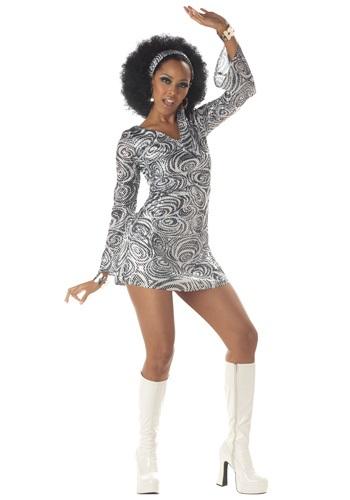 Sexy Disco Diva Dress