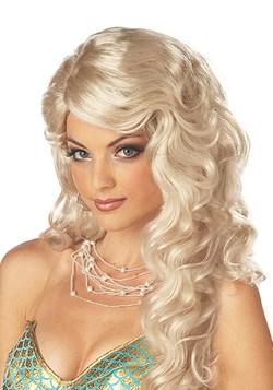 Mermaid Blonde Wig