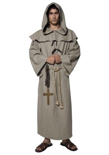 Mens Friar Tuck Costume