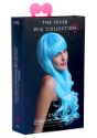 Styleable Fever Emily Blue Wig front