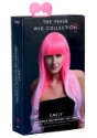 Styleable Fever Emily Pink Two Tone Wig front