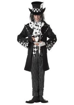Dark Mad Hatter Costume