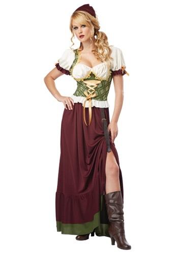 Renaissance Wench Costume