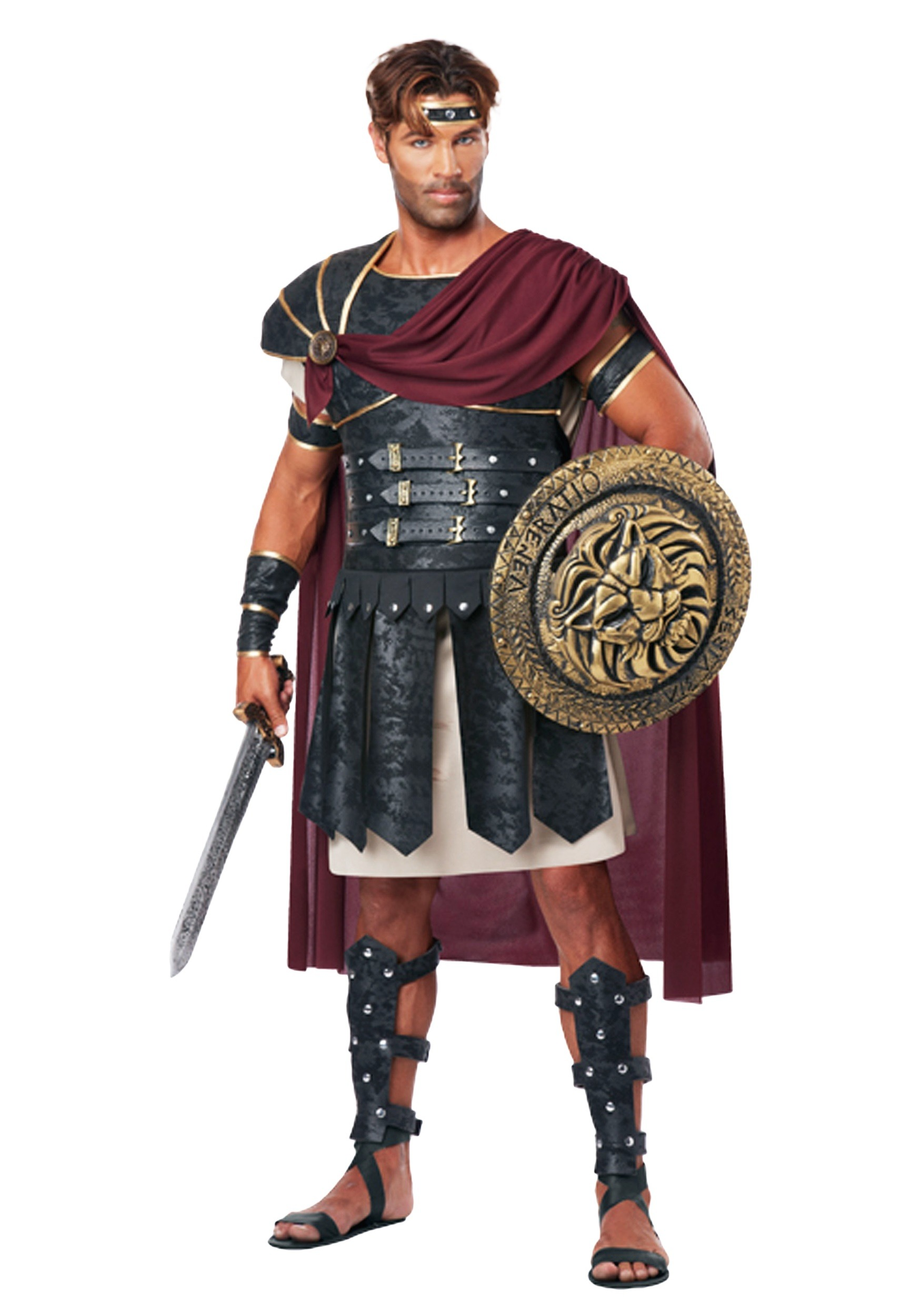 roman gladiator costume. Black Bedroom Furniture Sets. Home Design Ideas