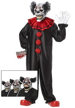 Last Laugh Clown Costume