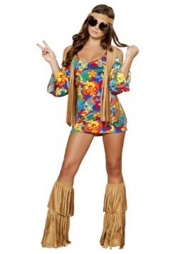 Womens Hippie Hottie Costume
