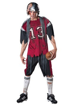 Adult Dead Zone Zombie Costume
