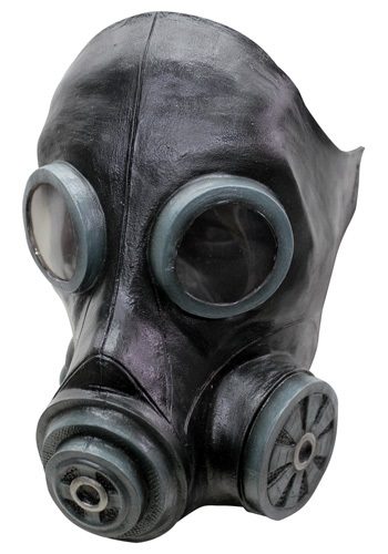 Smoke Mask Black