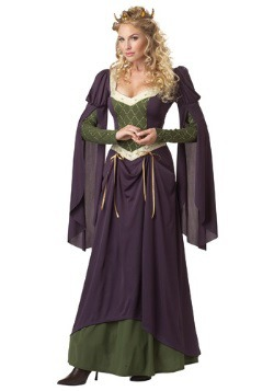 Lady in Waiting Costume