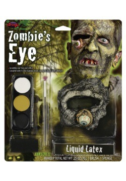 Zombie's Eye Latex Makeup Kit