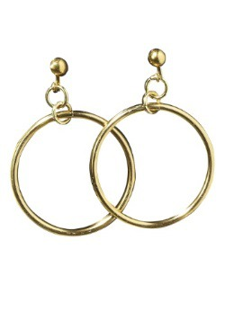 Pirate Gold Earrings