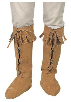 Indian Fringe Boot Tops