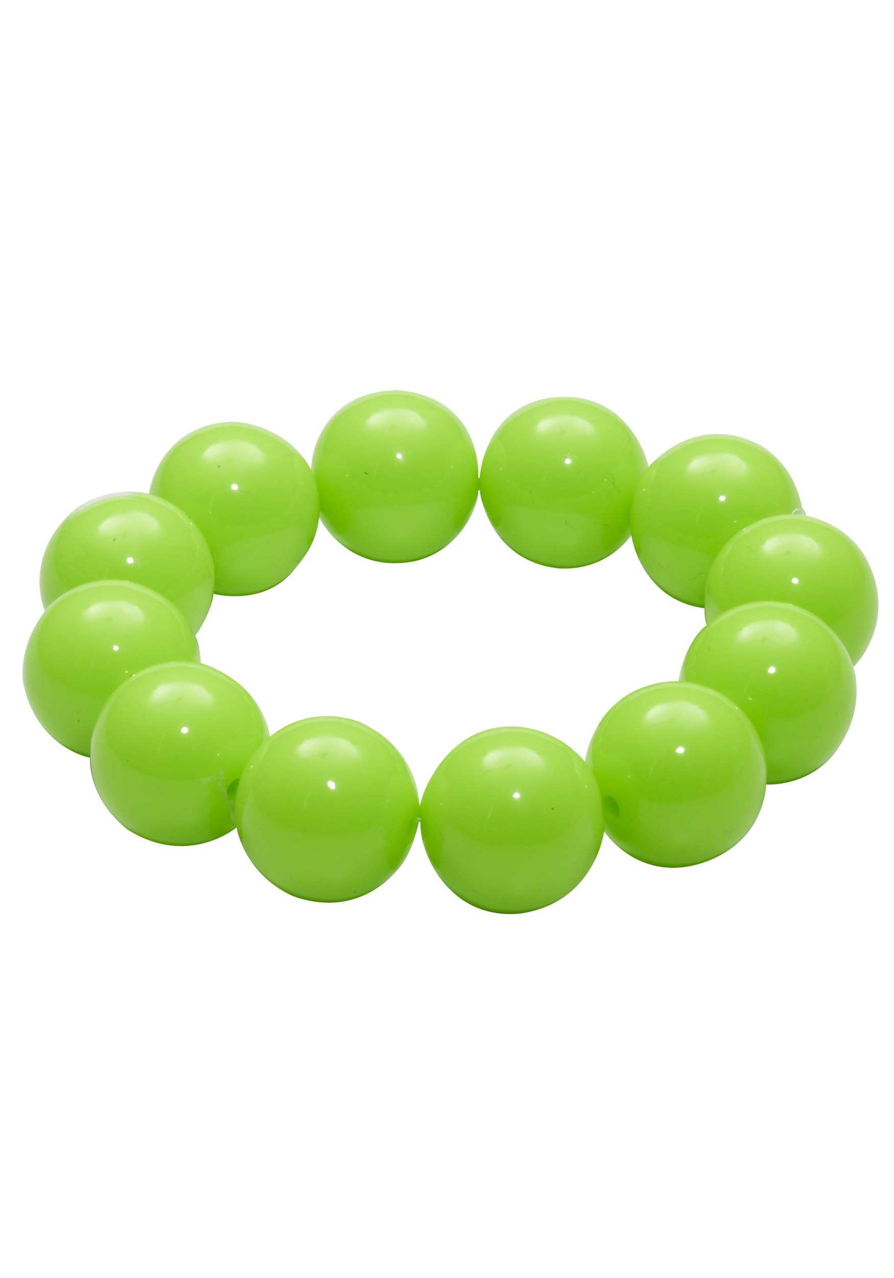 INOpets.com Anything for Pets Parents & Their Pets This 80's Green Gumball Bracelet