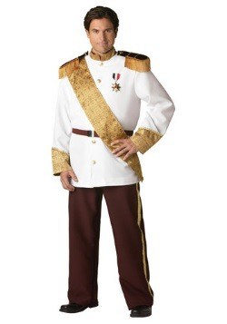 Plus Size Prince Charming Costume