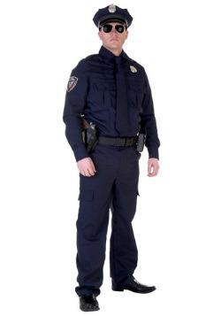 Authentic Cop Costume