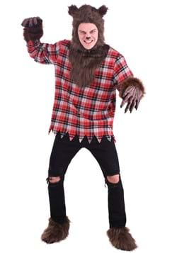 Adult Werewolf Costume-1