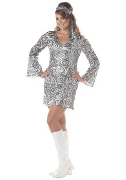 Plus Size Disco Diva Dress
