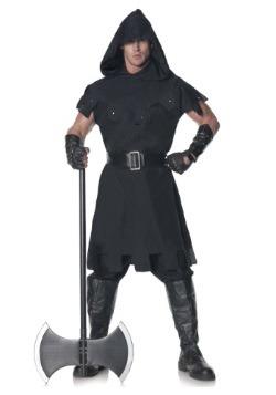 Men's Plus Size Executioner Costume