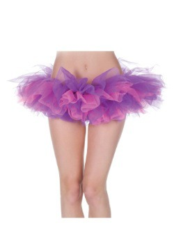 Women's Pink and Purple Tutu