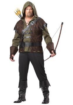 Plus Size Robin Hood Costume