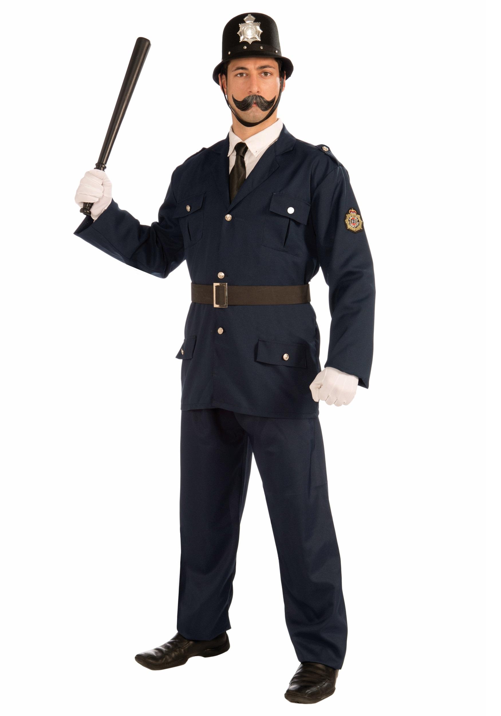 British Bobby Costume  sc 1 st  Halloween Costumes UK & Keystone Cop Costume