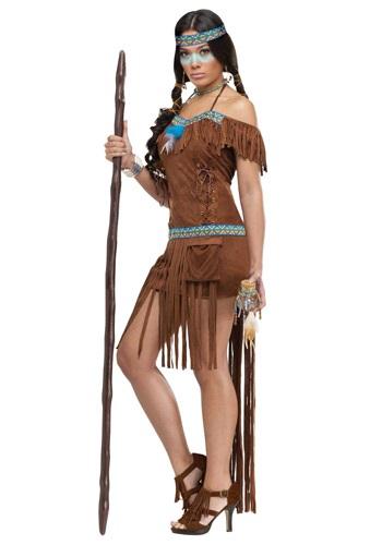 Adult Medicine Woman Costume