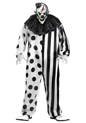 Mens Killer Clown Costume