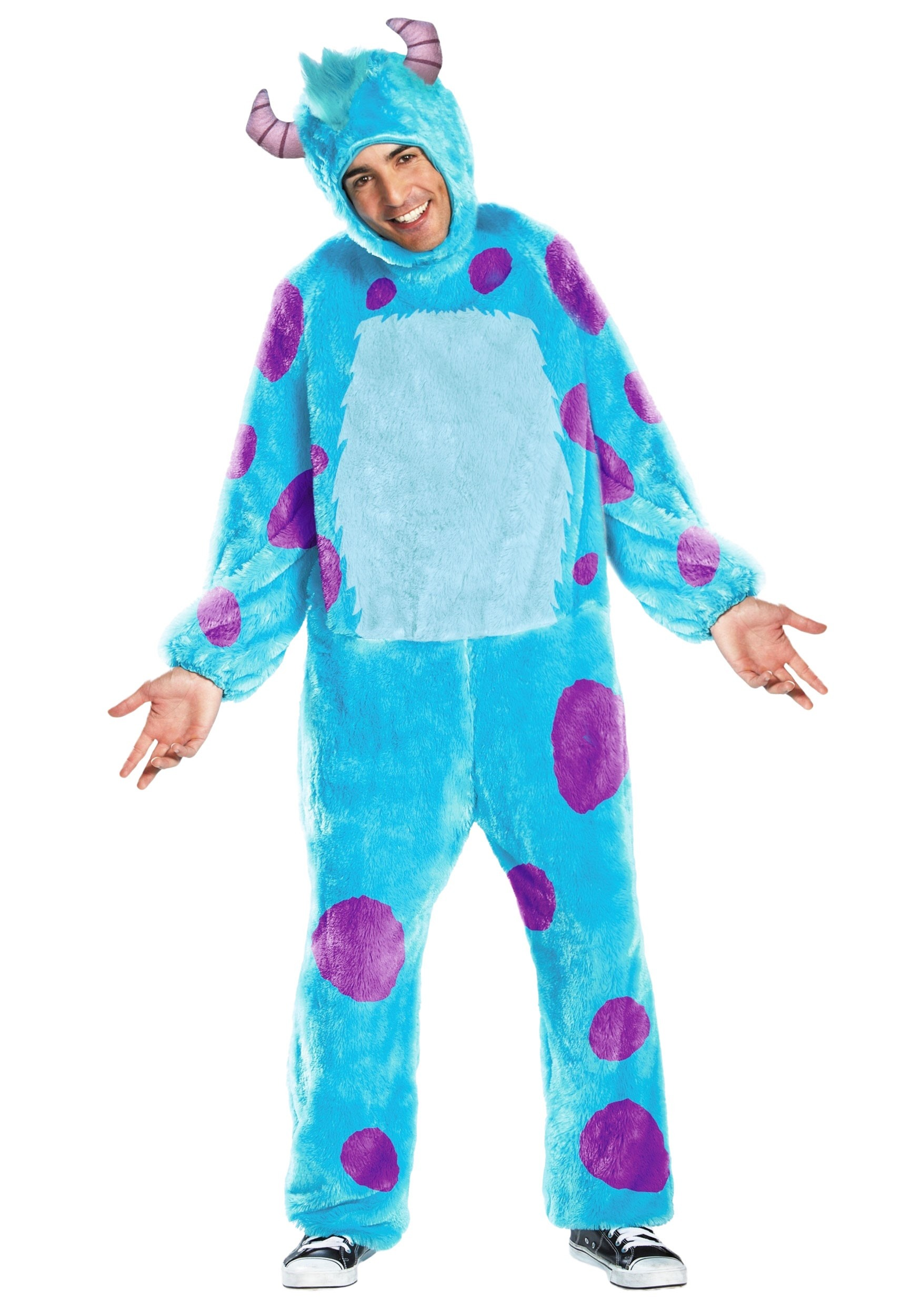 Plus Size Sully Costume Front  sc 1 st  Halloween Costumes UK & Disney Costumes - Disney Princess and Movie Costume