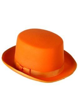 Orange Tuxedo Hat