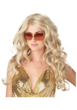 Blonde Supermodel Wig