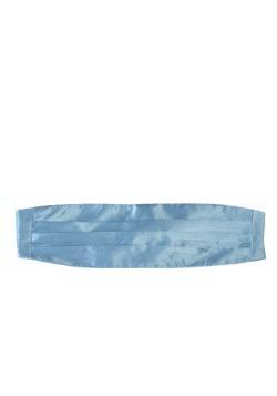 Blue Cummerbund