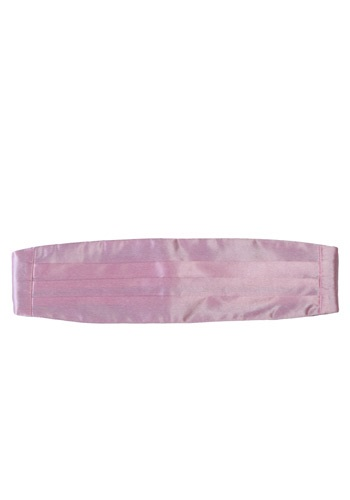 Pink Cummerbund