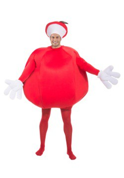 Adult Apple Costume