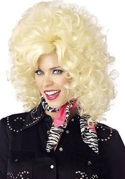 Country Western Diva Wig