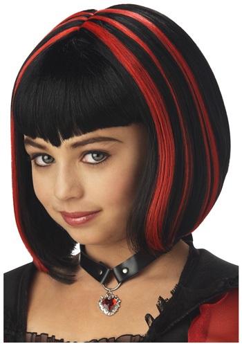 Girl's Vampire Wig