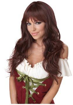 Wavy Brunette Wig