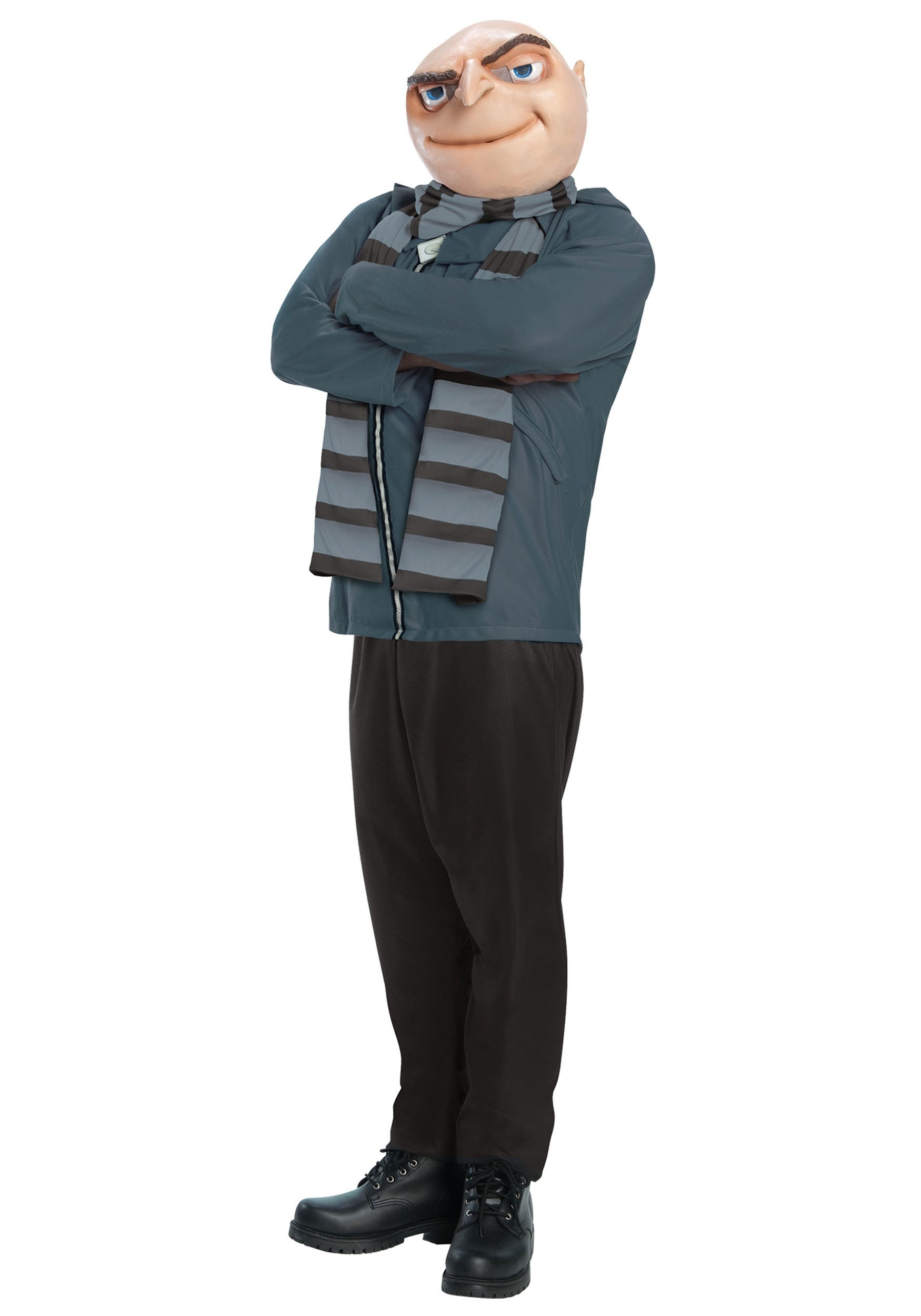 Adult Gru Costume  sc 1 st  Halloween Costumes UK : minion costume boy  - Germanpascual.Com
